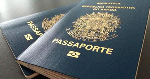 Agendamento e Acompanhamento da Solicitação do Passaporte