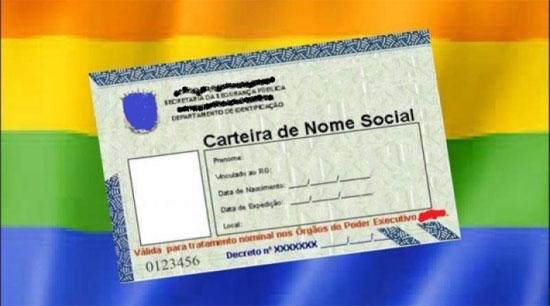 Carteira de identidade social Detran RJ